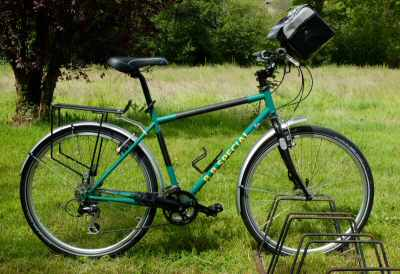bb special hybrid touring bike