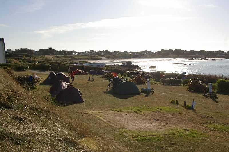 Camping north coast